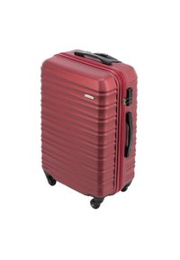 Wittchen - GROOVE LINE SET - Luggage set - red - 4