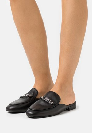 REGENCY SLIDE - Mules - black