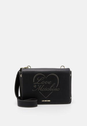 BORSA  - Schoudertas - black