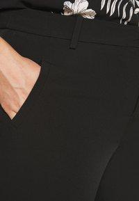 Zizzi - JMALIAH CROP PANT - Bukse - black - 3