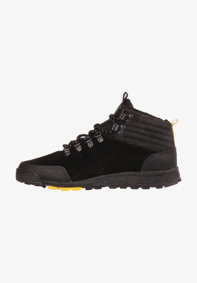 ELEMENT WOLFEBORO DONNELLY LIGHT - Sneakers hoog - flint black