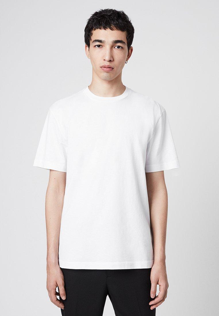 AllSaints - MUSICA - Basic T-shirt - off-white