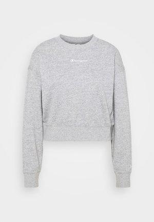 CREWNECK - Collegepaita - grey melange