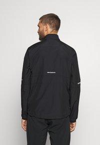 New Balance - ACCELERATE JACKET - Sports jacket - black - 0