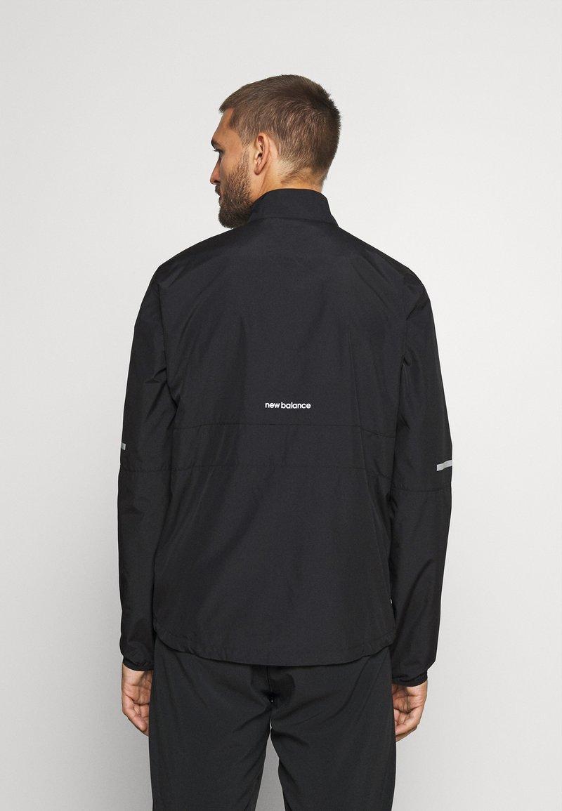 New Balance - ACCELERATE JACKET - Sports jacket - black