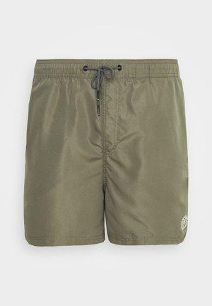 JJIBALI JJSWIM SOLID - Shorts da mare - dusty olive