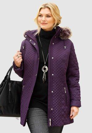 Winter coat - lila