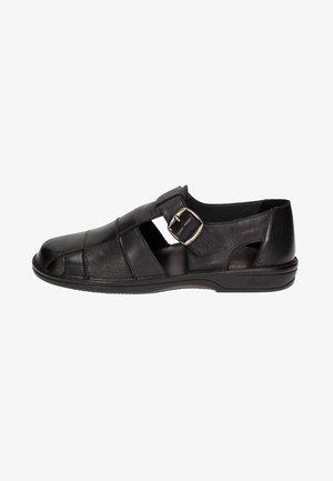 GABUN - Sandales de randonnée - black