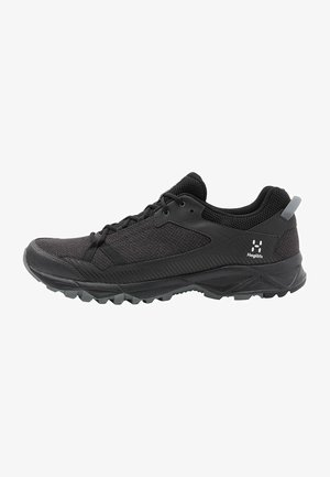 TRAIL FUSE - Hiking shoes - slate/true black