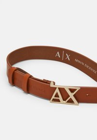 Armani Exchange - BELT - Belt - marrone - 2