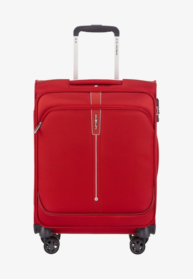 POPSODA  - Wheeled suitcase - red