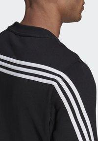 adidas Performance - CREW MUST HAVES SPORTS PULLOVER - Felpa - black - 5
