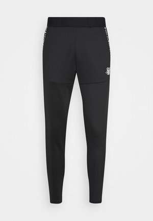 FUNCTION TRACK PANTS - Trainingsbroek - black