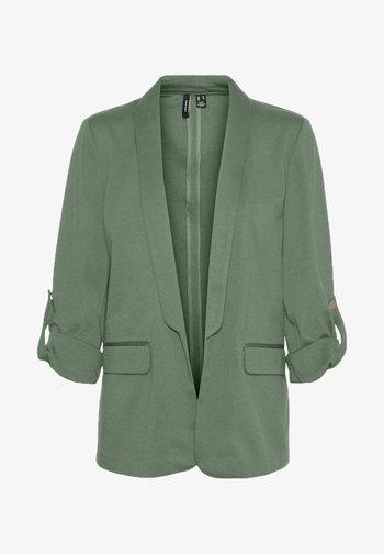 Blazer - mottled green