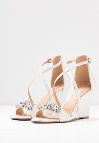 Wallis - SIENNA - High heeled sandals - white - 4