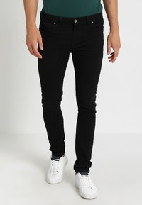 Farah - DRAKE - Pantalones - black - 0