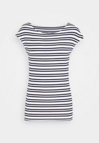 Gap Tall - BATEAU STRIPE - Print T-shirt - navy - 4