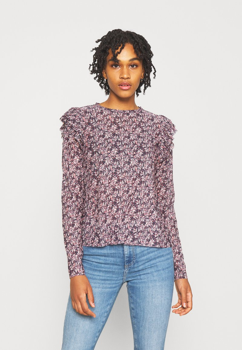 Pieces - PCGWENA - Long sleeved top - winsome orchid