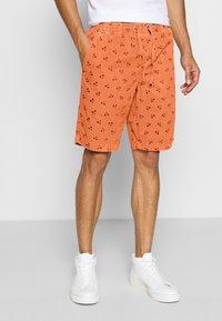 Schott - Shorts - apricot - 0