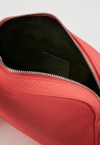 AllSaints - CAPTAIN LEA XBODY - Across body bag - coral pink - 4