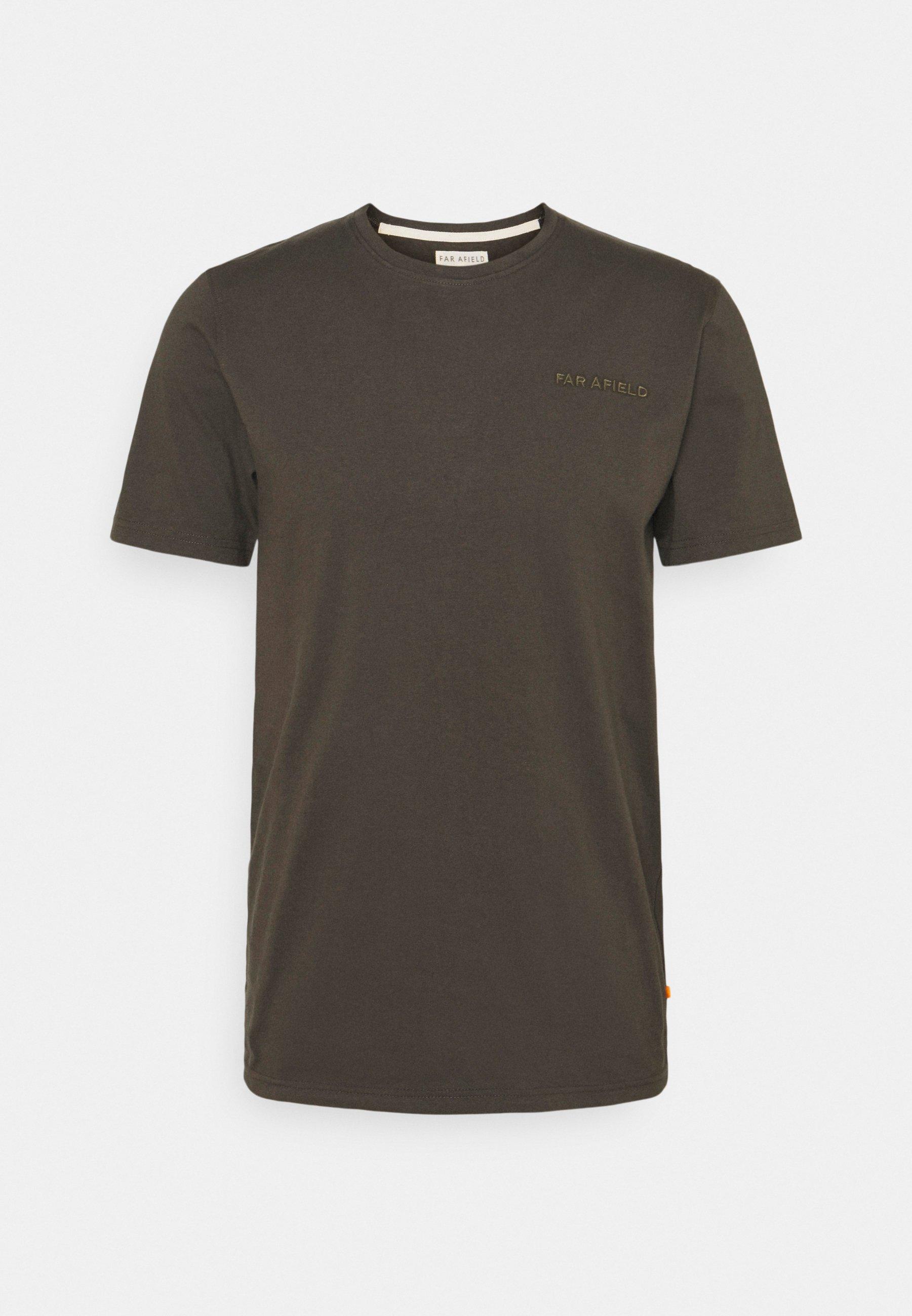 Men EMBRIODERED - Basic T-shirt
