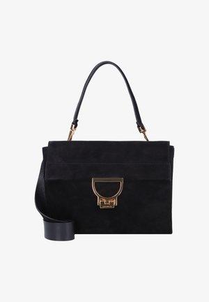 ARLETTIS SUEDE  - Handbag - noir