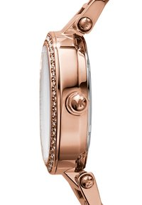 Michael Kors - PARKER - Chronograph watch - rosegold-coloured - 3