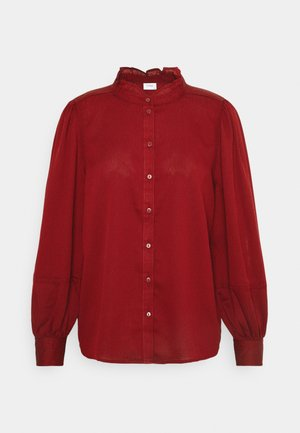 JDYSALLY  - Button-down blouse - russet brown