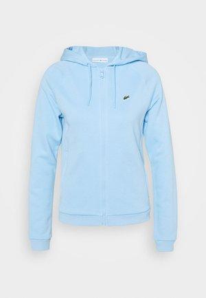 Zip-up hoodie - overview