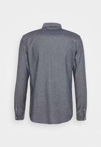 TOM TAILOR DENIM - Shirt - navy/white - 6
