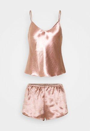 TOP SHORT - Pyjama - rose