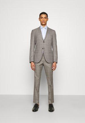 JULES - Suit - medium grey melange