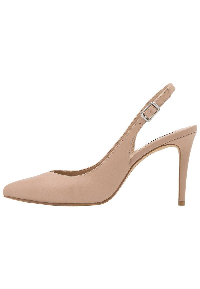 Steven New York - JESSIE - Classic heels - nude