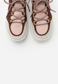 ECCO - ST.1 LITE - Sneakersy niskie - grey - 5