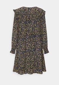 Scotch & Soda - PRINTED DRAPEY DRESS WITH SHOULDER RUFFLES - Jurk - multicoloured - 6