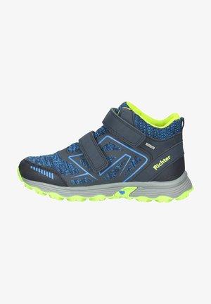 Sneakers hoog - atlantic/lime/lagoon