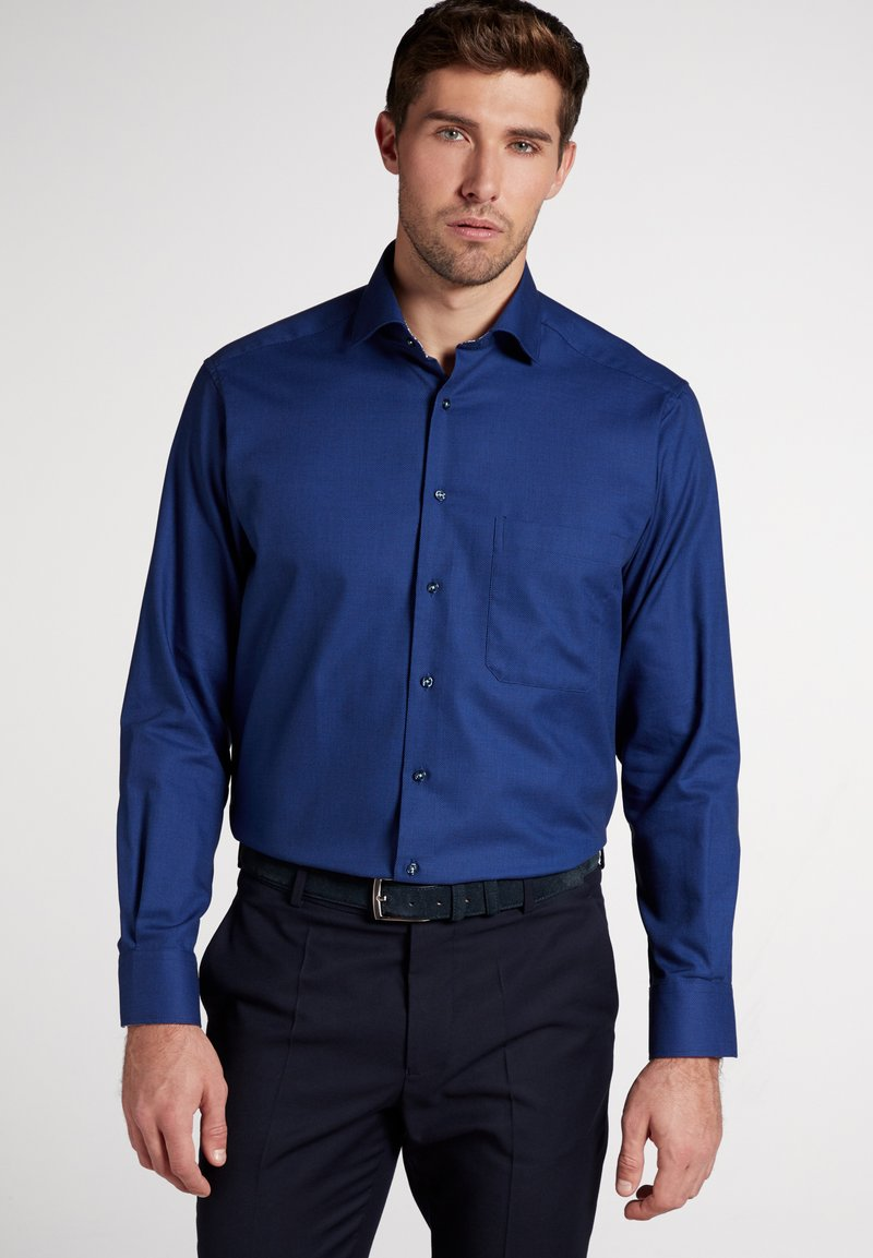 Eterna - COMFORT FIT - Chemise - navy blue