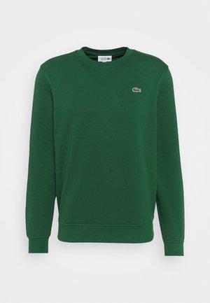 Sweatshirt - vert/vert
