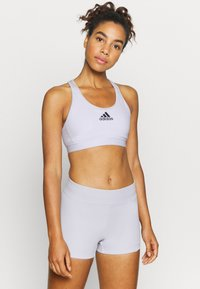 adidas Performance - PRO HEAT SPORTS SLIM DRESS SET - Sports dress - glow grey - 5