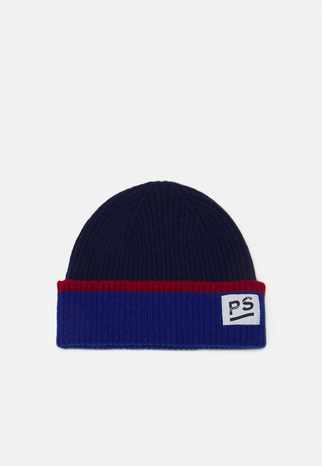 EXCLUSIVE BEANIE UNISEX - Mütze - navy