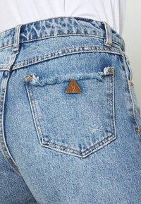 Abrand Jeans - VENICE  - Jeans straight leg - dark beat - 5