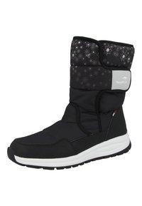 KangaROOS - K-FLUFF RTX - Winter boots - black - 2