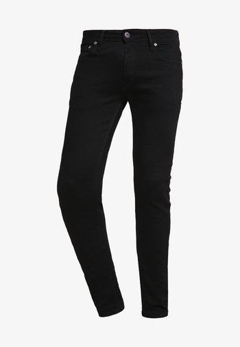 JJILIAM  - Jeans slim fit - black denim