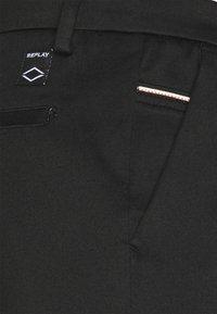 Replay - PANTS - Trousers - black - 5