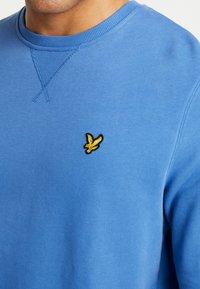 Lyle & Scott - CREW NECK - Felpa - lapis blue - 4