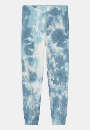 UNISEX - Pantalones deportivos - blue