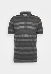 Calvin Klein Golf - SHADOW STRIPE - Sports shirt - charcoal mark - 0