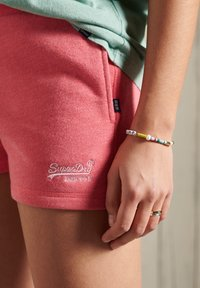 Superdry - Shorts - coral marl - 2