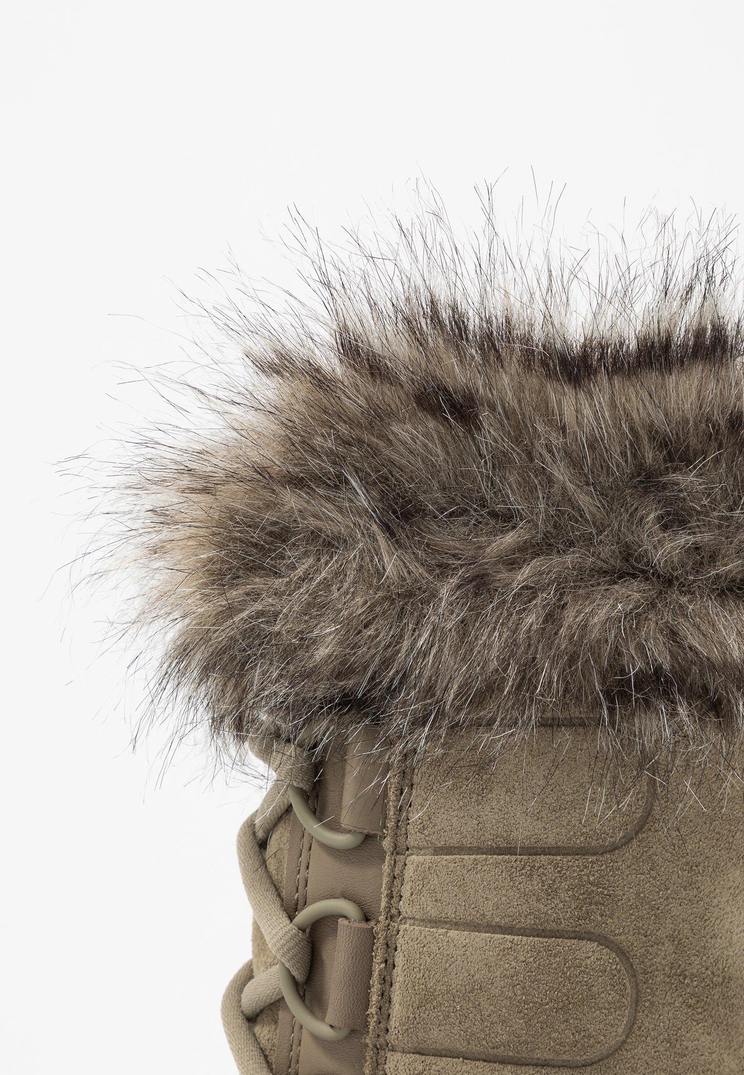 Sorel JOAN OF ARCTIC NEXT - Bottes de neige - sage - Bottes femme Haute qualité