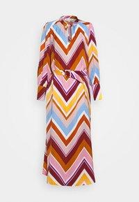 SAMANTHA - Shirt dress - multi-coloured